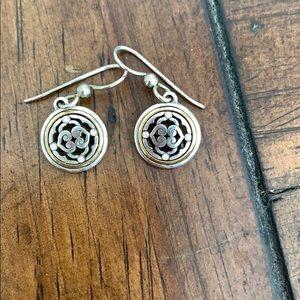 Brighton droop earrings